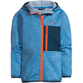 VAUDE Kikimora Jacket Kinder radiate blue